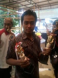 Ketua team expo madrasah kecamatan